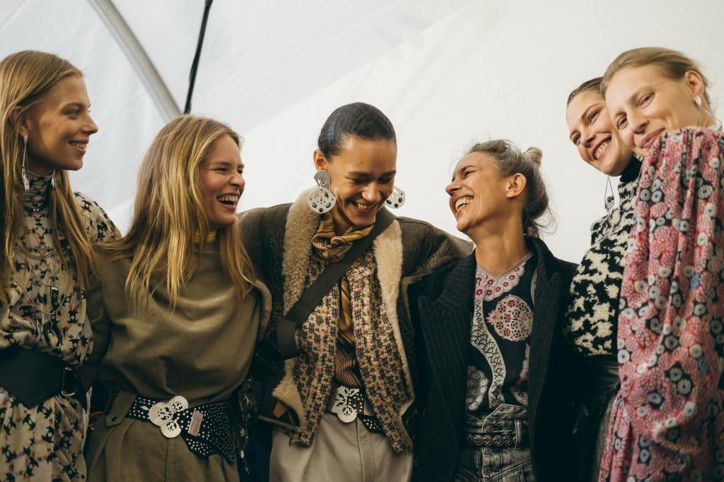 Isabel Marant, Nomad, Nomadisme, Peter Dundas, Maison Margiela