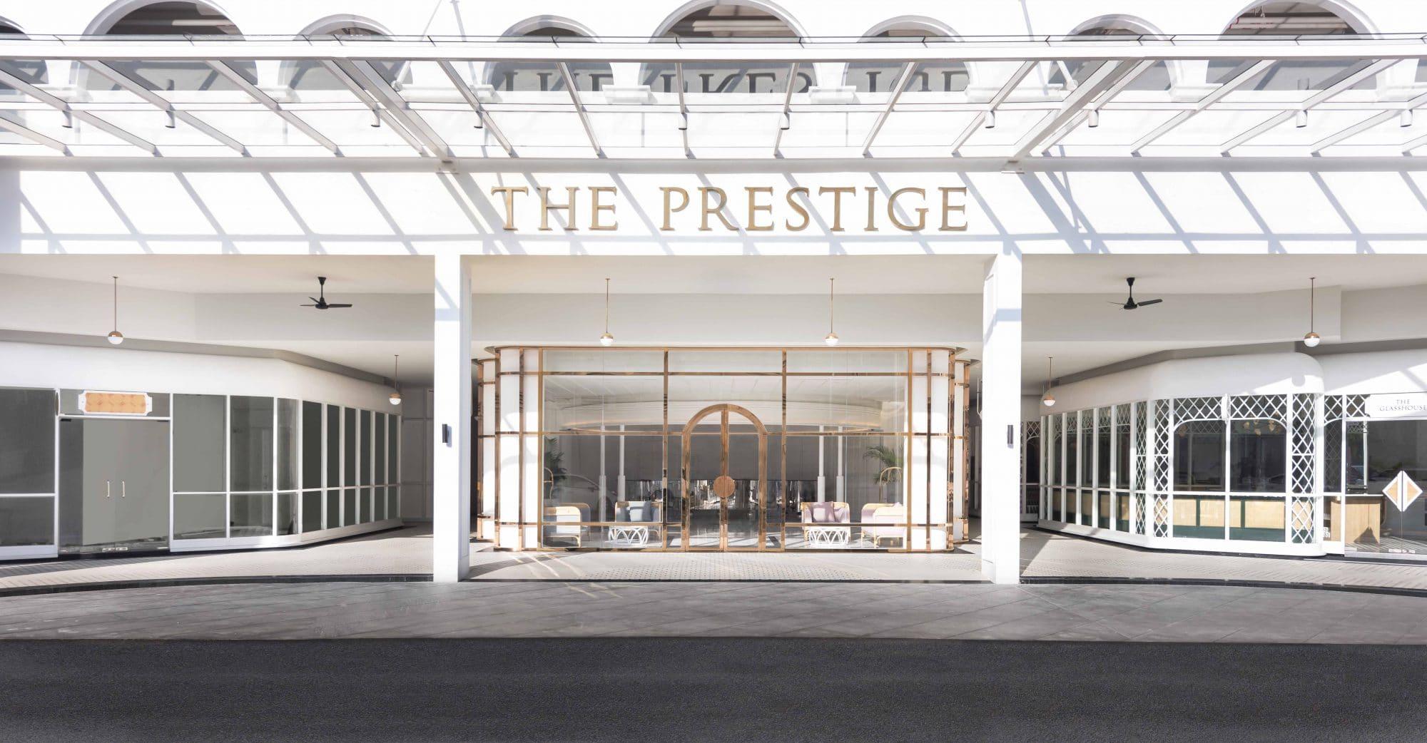 prestige hotel, ministry of design, penang