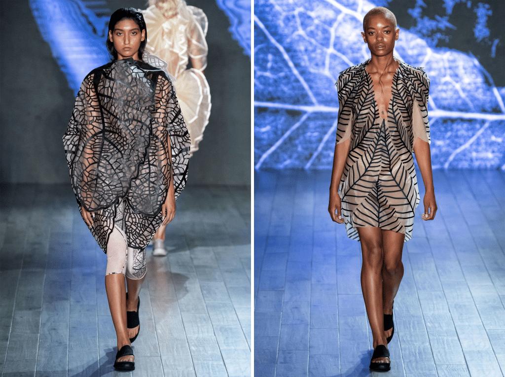 Impression 3D, NYFW, New York Fashion Week, ThreeASFOUR, Chro-Morpho, Adi Gill, Stratasys