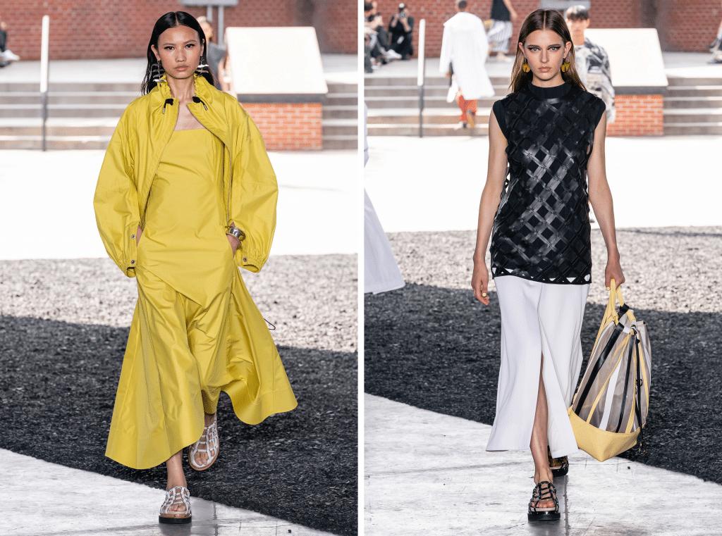New York Fashion Week, Fashion Week de NY, Rosie Assoulin, Sies Marjan, Gabriela Hearst, Maryam Nassir Zadeh, Phillip Lim, Proenza Schouler, The Row,
