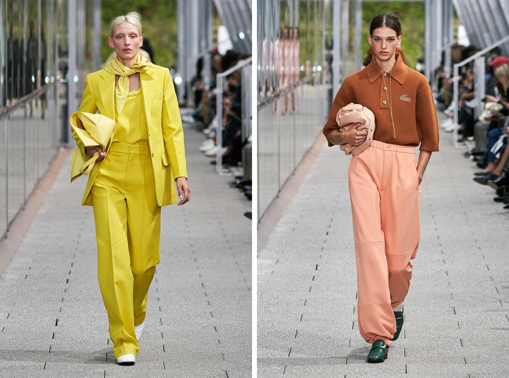 Paris Fashion Week, Lacoste