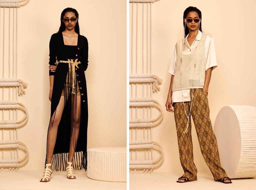 Paris Fashion Week, Nanushka