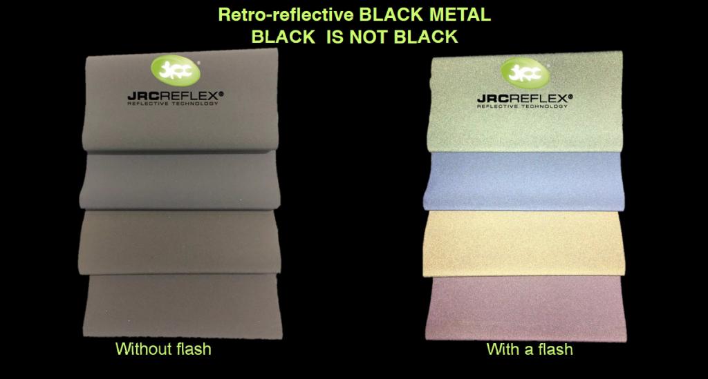 White Metal, Black Metal, JRC Reflex