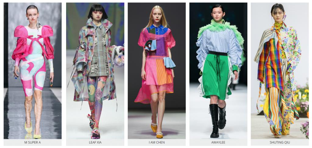 Shanghai Fashion Week, SS20, Femme