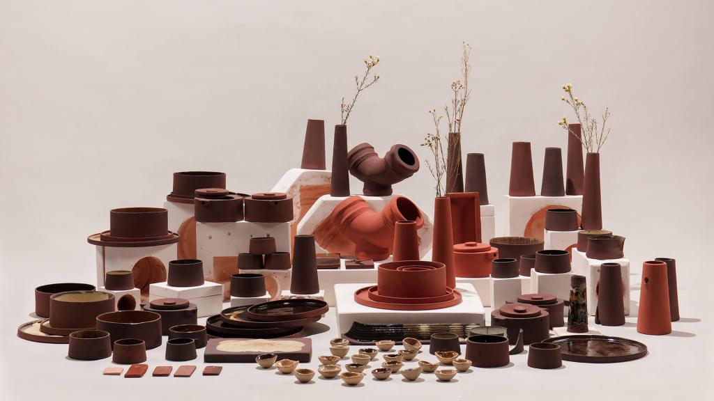 Dutch design week, 2019, Red Mud, Tumicoffee, Noora Yau