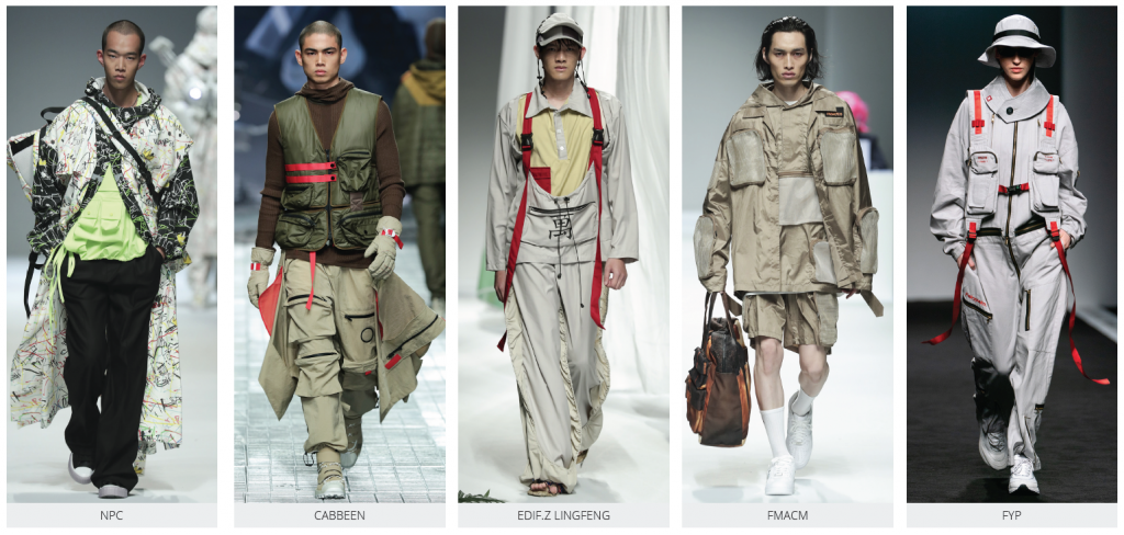 Shanghai Fashion Week, SS20, SFW, Men