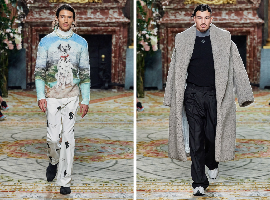 Paris, Fashion Week Homme, AMI, Casablanca, Dries Van Noten, Gucci, Jacquemus