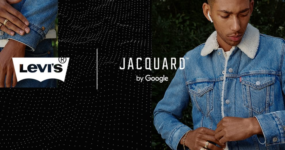 Jacquard, Google, Levi's, Tag, Levis Commuter Trucker, Saint Laurent Paris