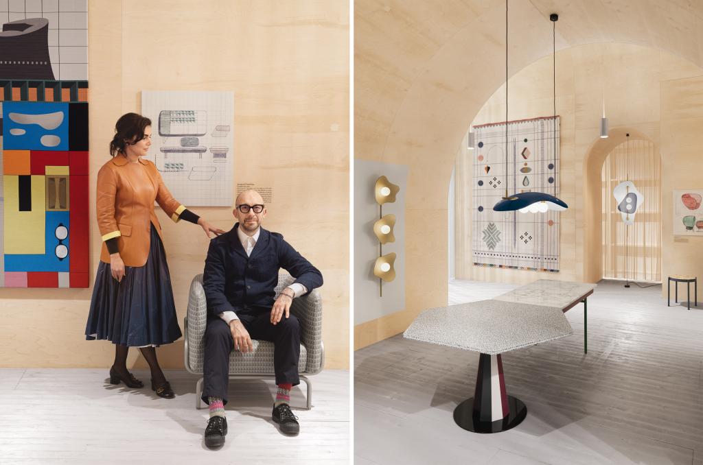 Studio Doshi Levien, Ted Space, Hanna Nova Beatrice, Modern Design Review x Hem, Jenny Nordberg, Exposition Adjectives, Notre Design Studio, Bukowskis, hôtel At Six