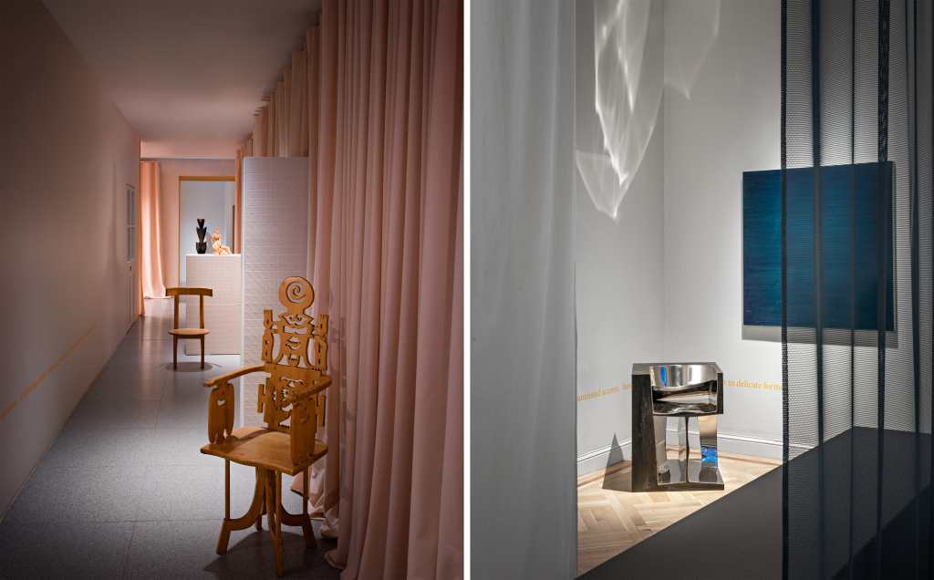 Studio Doshi Levien, Ted Space, Hanna Nova Beatrice, Modern Design Review x Hem, Jenny Nordberg, Exposition Adjectives, Notre Design Studio, Bukowskis, hôtel At Six
