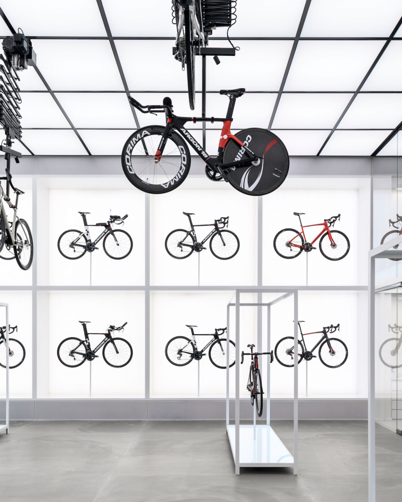 United Cycling, Johannes Torpe Studio