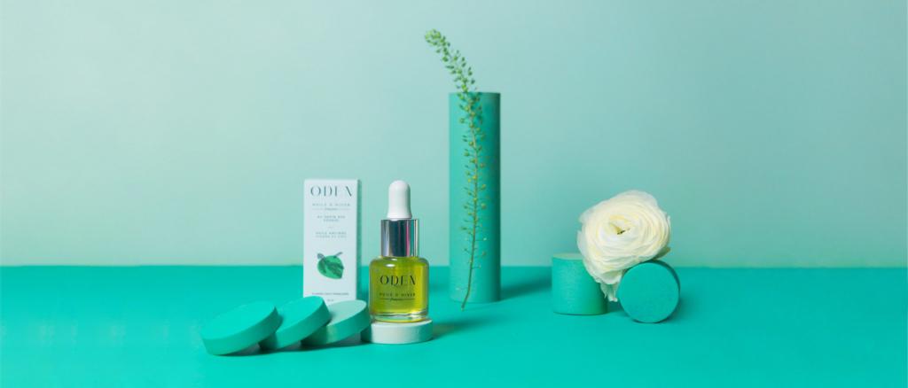 Oden, Marion Weber, huiles végétales, plant oils
