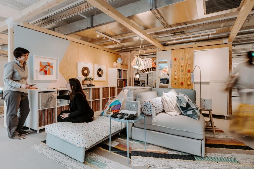Ikea, Ikea Planning Studio, Querkraft Architekten, Ikea Vienna, Ikea NYC, Ikea Paris
