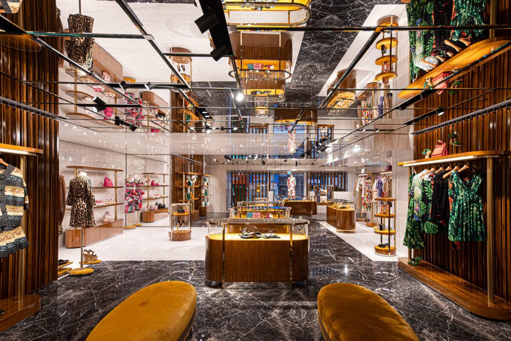 Dolce & Gabbana, Hong Kong